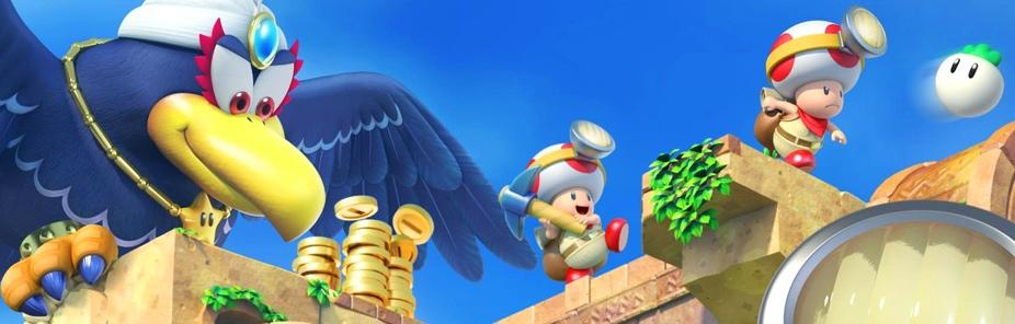 Análisis Captain Toad Treasure Tracker