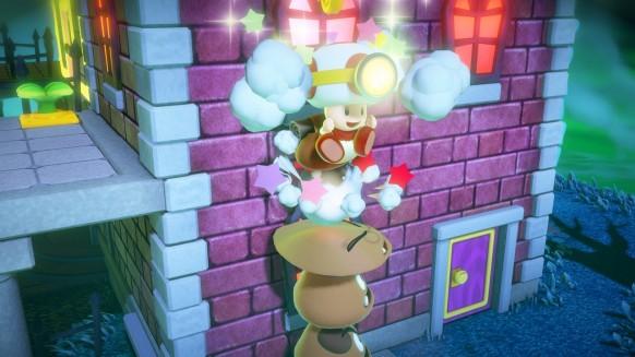 Captain Toad Treasure Tracker: Captain Toad Treasure Tracker: Impresiones jugables