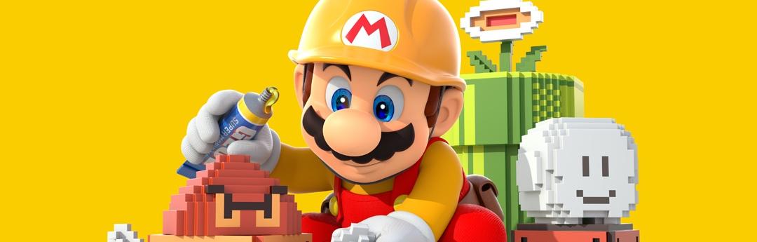Super Mario Maker - Análisis