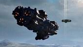 Vistazo en vídeo al modo de juego de Dreadnought: Conquista