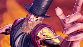 G, tráiler del nuevo personaje de Street Fighter V