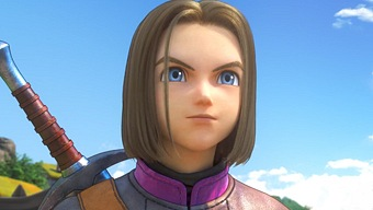 Dragon Quest XI, Introducción Cinemática