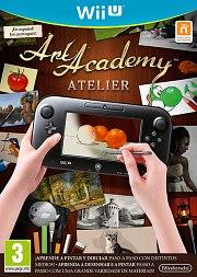 Carátula de Art Academy: Atelier - Wii U