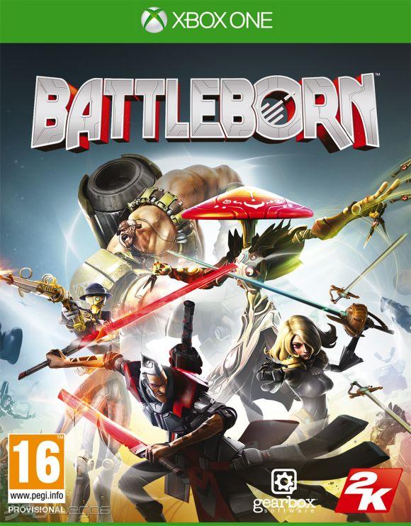 Battleborn Para Xbox One 3djuegos