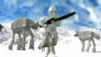 Video Star Wars Battlefront 2, Hoth