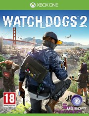 Carátula de Watch Dogs 2 - Xbox One