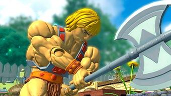 He-Man y GIJOE serán seleccionables en Toy Soldiers: War Chest