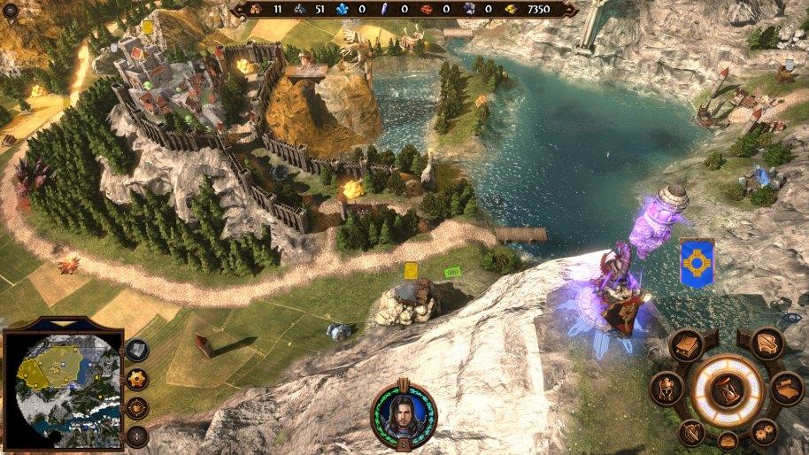 Might & Magic Heroes VII análisis