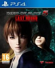Carátula de Dead or Alive 5: Last Round - PS4