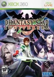 Carátula de Phantasy Star Universe - Xbox 360