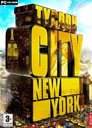 Car�tula oficial de Tycoon City: New York PC
