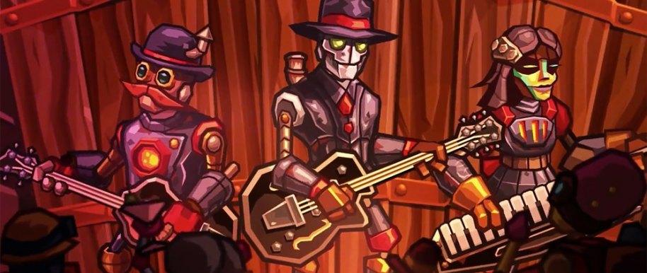 SteamWorld Heist Vita