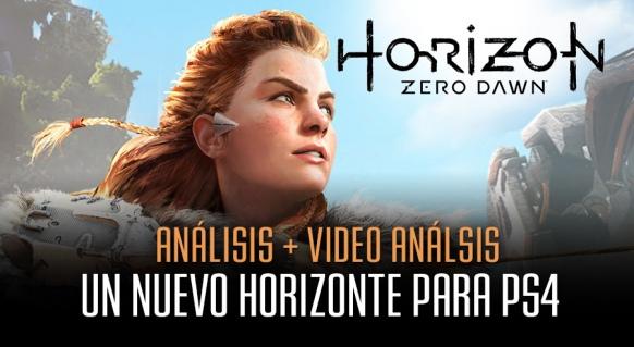 Análisis de Horizon: Zero Dawn