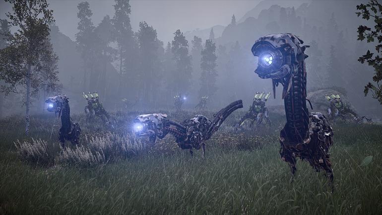 Los jugadores de Horizon: Zero Dawn ya han matado a 150 millones de Vigías