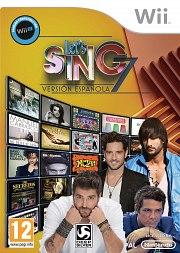 Let's Sing 7: Versión Española Wii