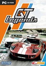 Carátula de GT Legends - PC