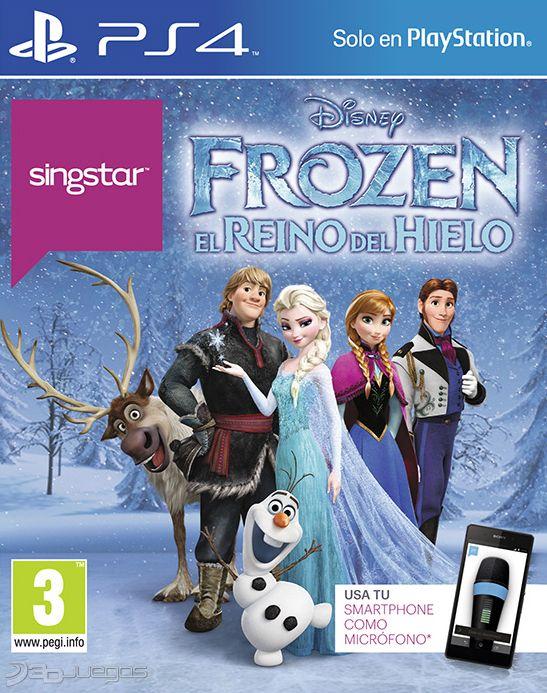 Singstar Frozen Para Ps4 3djuegos