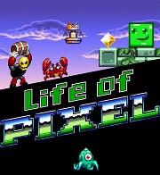 Carátula de Life of Pixel - Wii U