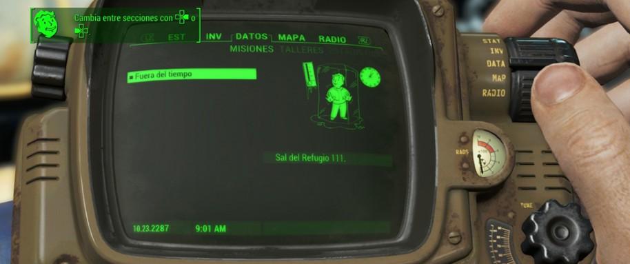 Fallout 4: Ayudas esenciales, guía de supervivencia