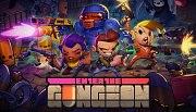 Carátula de Enter the Gungeon - PS4