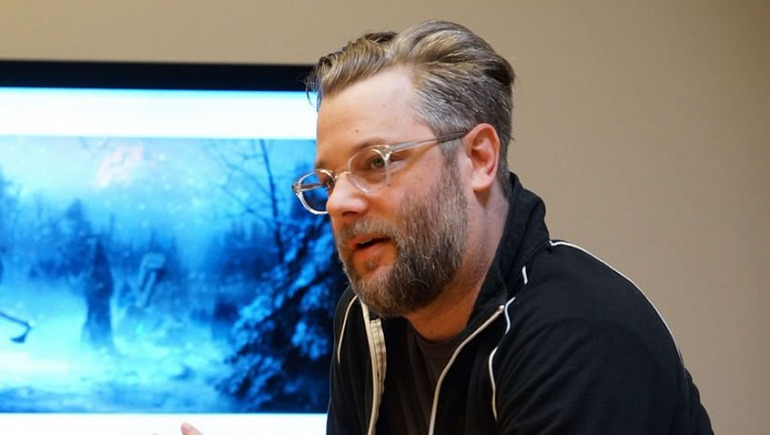 Cory Barlog, escritor y director de God of War