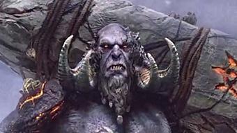 Video God of War, Las Páginas Perdidas del Mito Nórdico: Troll de Fuego