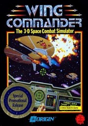 Carátula de Wing Commander - PC