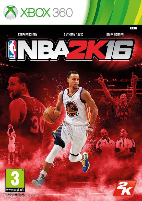 NBA 2K16 XBOX360-iMARS