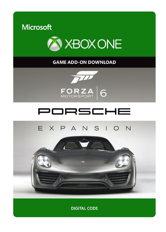 Filtrada la expansión Porsche para Forza Motorsport 6