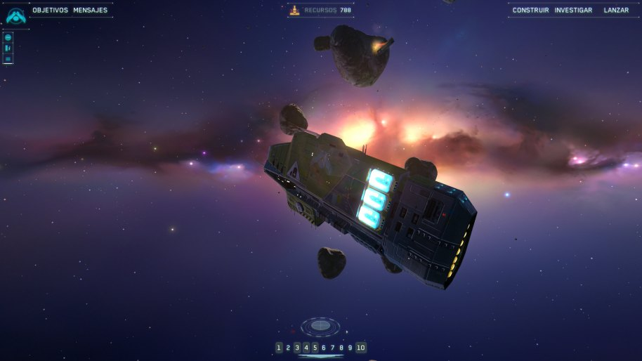 Homeworld Remastered Collection análisis
