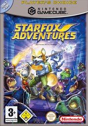 StarFox Adventures GC