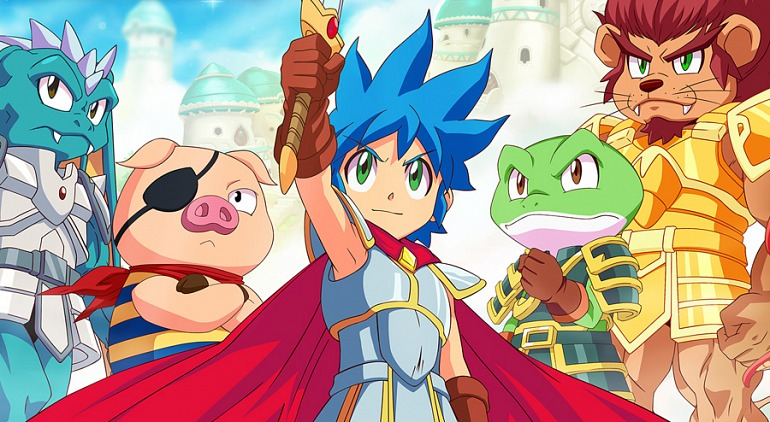 Monster Boy and the Cursed Kingdom ac729afc616
