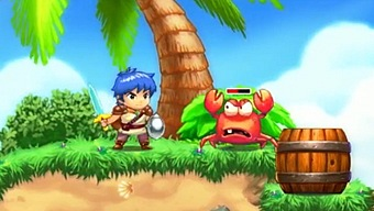 Video Monster Boy and the Cursed Kingdom, Monster Boy and the Cursed Kingdom: Primer Tráiler de Gameplay
