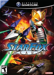 StarFox: Assault