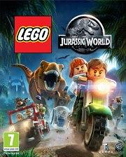 Carátula de LEGO: Jurassic World - PS4