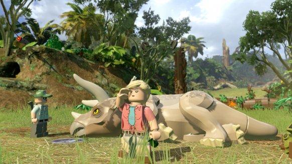 LEGO: Jurassic World, el próximo título de la franquicia.