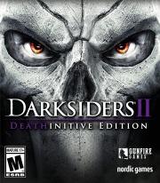 Carátula de Darksiders II: Deathinitive Edition - Nintendo Switch