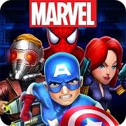 Carátula de Marvel Mighty Heroes - iOS