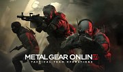 Carátula de Metal Gear Online - PC