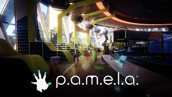 P.A.M.E.L.A.: Alpha Gameplay Trailer