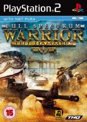 Carátula de Full Spectrum Warrior: Ten Hammers - PS2
