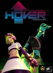 Carátula de Hover: Revolt of Gamers - Xbox One