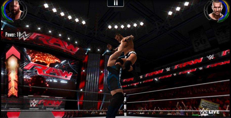 WWE 2K análisis