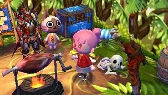 Animal Crossing: Happy Home Designer tendrá objetos de Monster Hunter