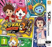 Carátula de Yokai Watch 3 - 3DS