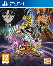Carátula de Saint Seiya: Soldiers' Soul - PS4