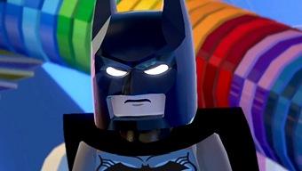 Lego Dimensions suma contenido de Batman: La Lego película