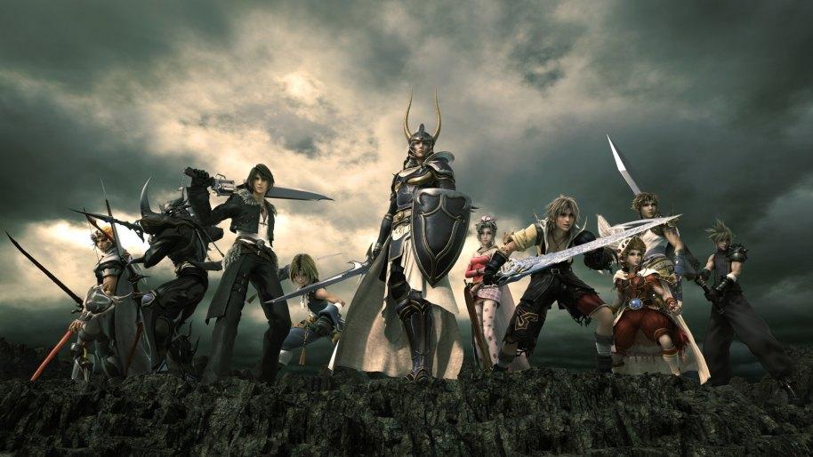 Dissidia Final Fantasy NT análisis