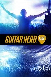 Carátula de Guitar Hero Live - Wii U