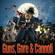 Carátula de Guns, Gore & Cannoli - Mac